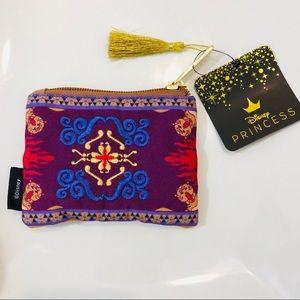 Loungefly Aladdin's Magic Carpet Coin Purse